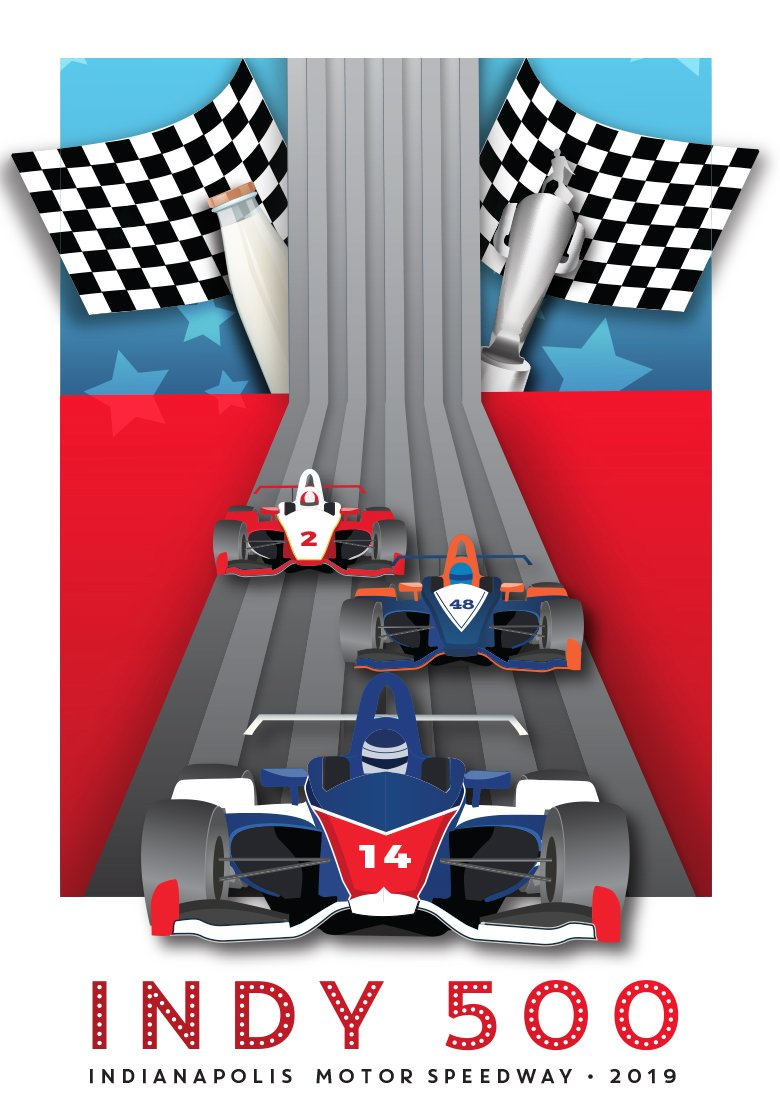 Raceposters - Indy 500